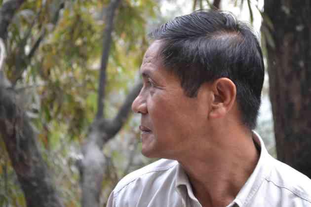 My driver/guide/host - the indefatigable Jiwan
