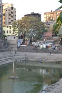Banganga Tank itself