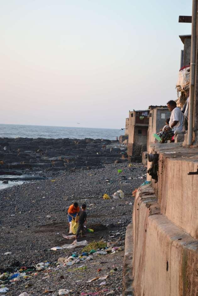 The other beach life of Mumbai